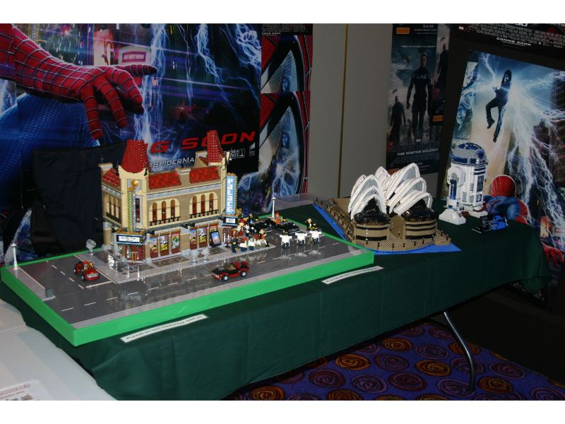 Exhibition Displays Perth : Bricktober s other displays and shows perth